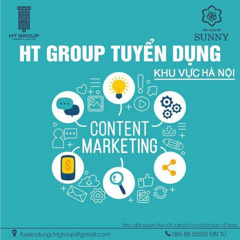 ht group tuyển dụng